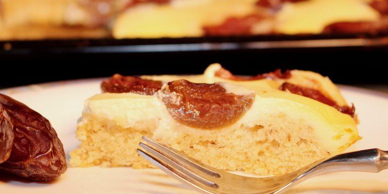 Griechischer Pflaumenkuchen