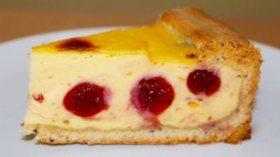 Käsekuchen – die einfache Art