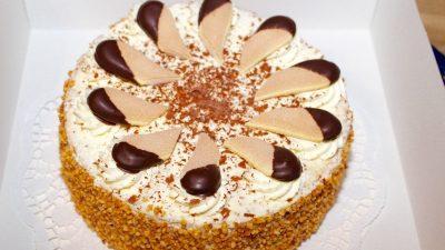 Die Malakoff Torte – eine Torte mit Tradition