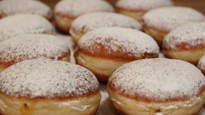 Krapfen, Berliner & Co. – einfach köstlich