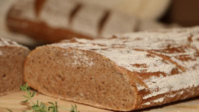 Germfrei Brot