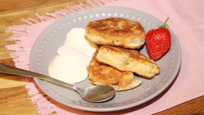 Welsh Cake – gebratener Waliser Kuchen