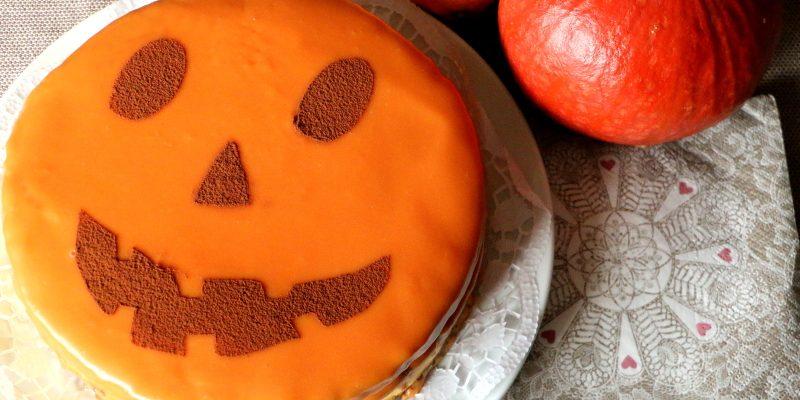 Halloween Torte – Teil 2