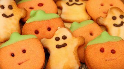 Halloween Kekse – nicht zum gruseln