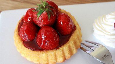 Erdbeer Tortelettes
