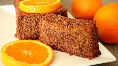 Khobset Borgden – Tunesischer Orangenkuchen