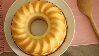 Brasilianischer Milchkuchen – Bolo Baeta